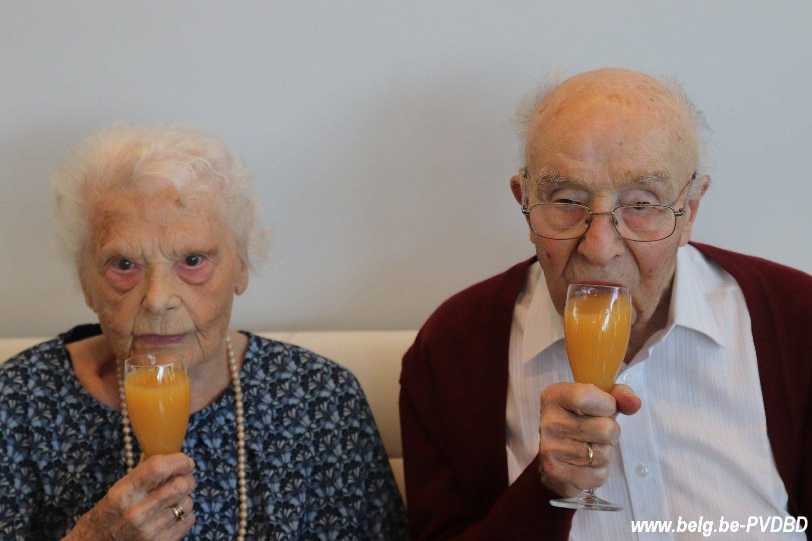 Dilhome te Dilbeek viert 100-jarige Flor - IMG 1372