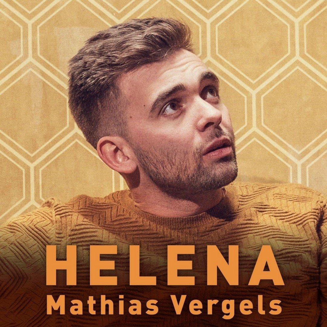 Mathias Vergels scoort met 'Helena' een Zomerhit-nominatie - Mathias Vergels Helena
