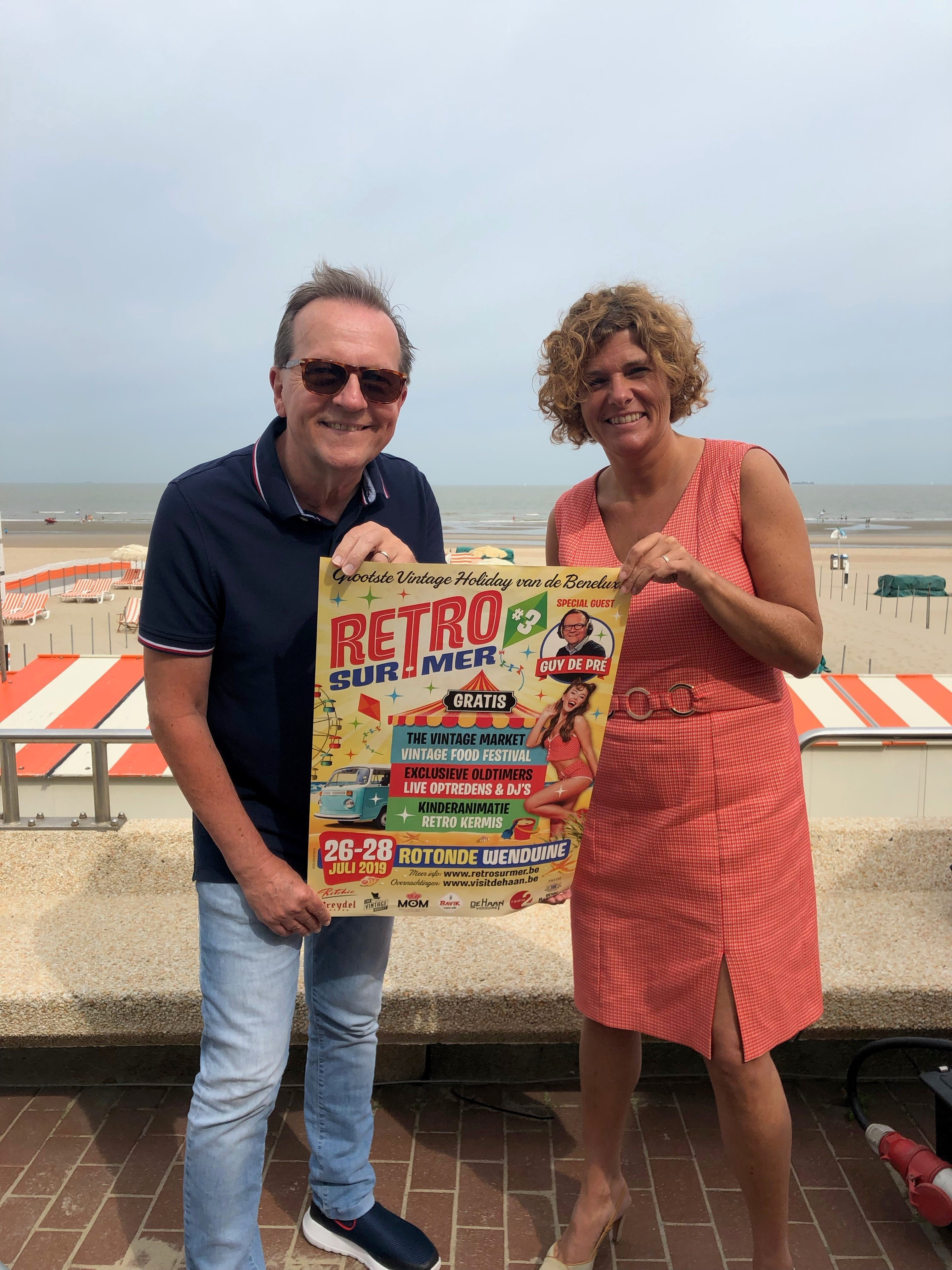 "Wie wint ""de grote prijs Guy De Pré""? - Retro sur Mer 6"