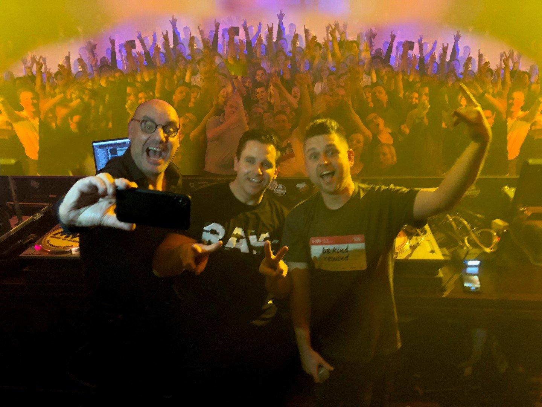 DJ Ward speelt voor het 10de jaar op rij op Tomorrowland. - dj ward 3