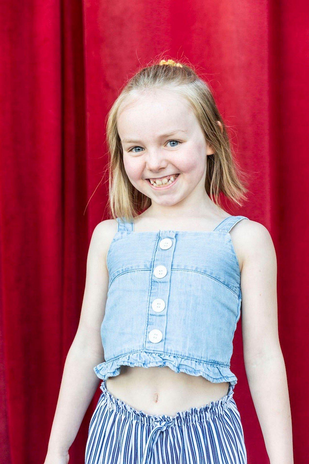 Kindercast 'Annie, de Musical' bekend! - Annie Amber Metdepenningen