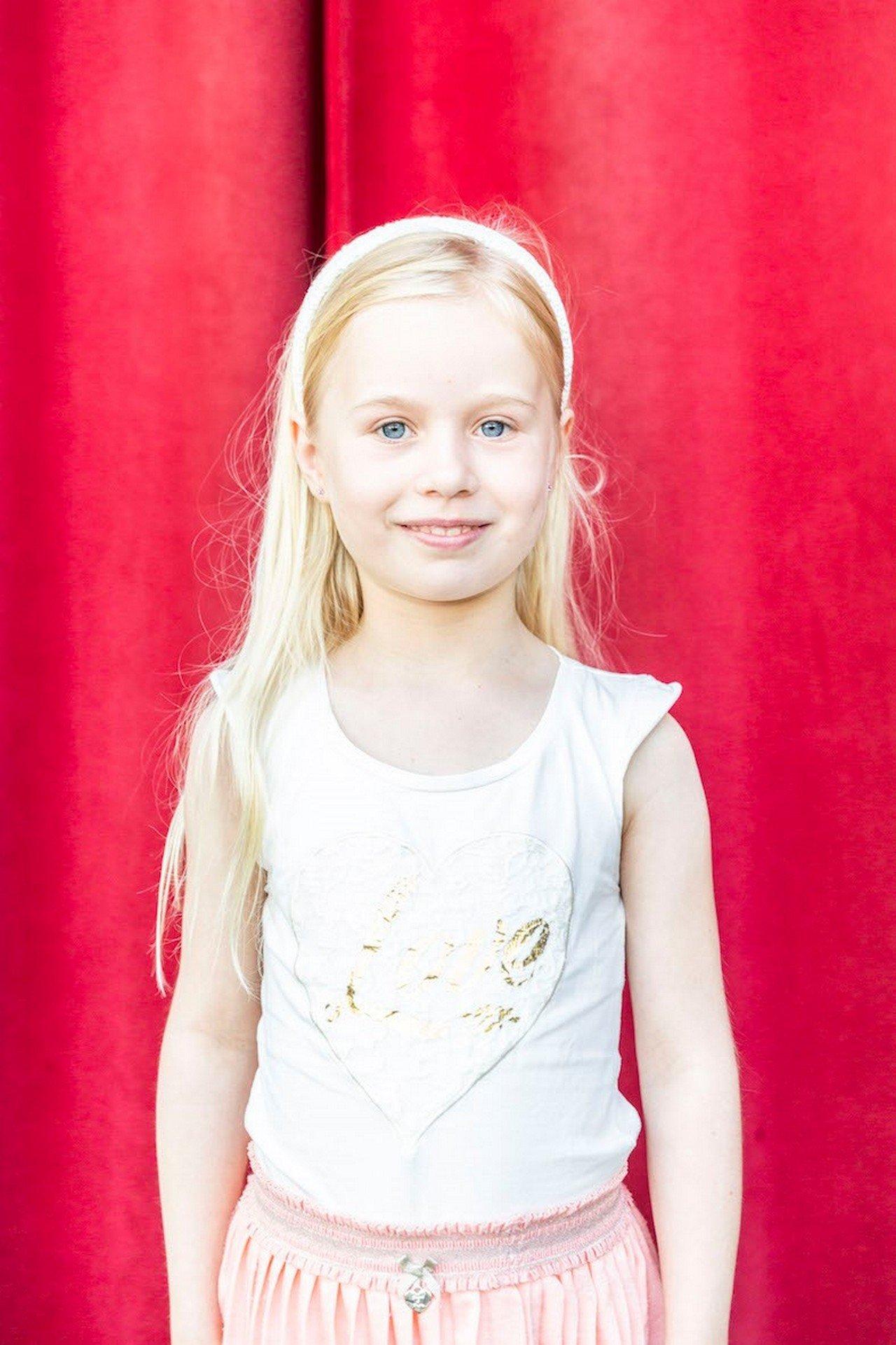 Kindercast 'Annie, de Musical' bekend! - Annie Fien Vosters