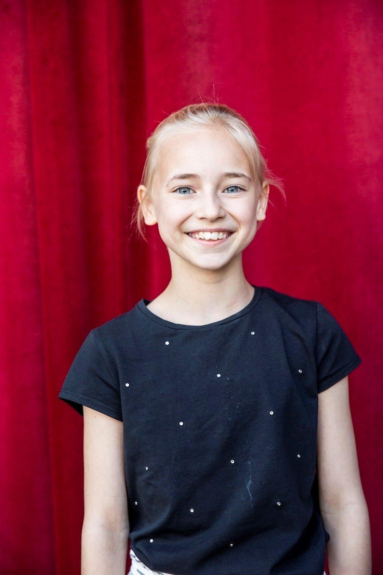 Kindercast 'Annie, de Musical' bekend! - Annie Romy Van Minnebruggen