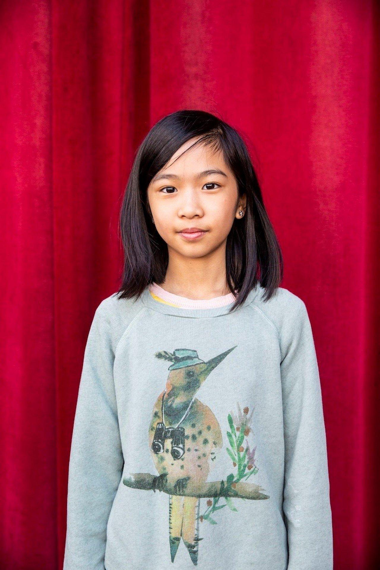 Kindercast 'Annie, de Musical' bekend! - Annie Ysabel Pang