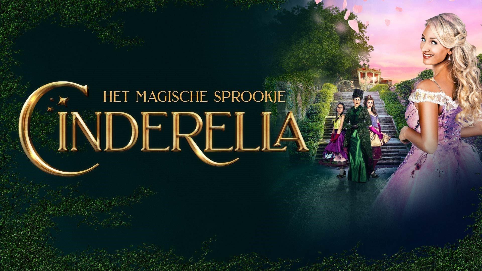 Music Hall presenteert magisch sprookje 'Cinderella' - Cinderella 1