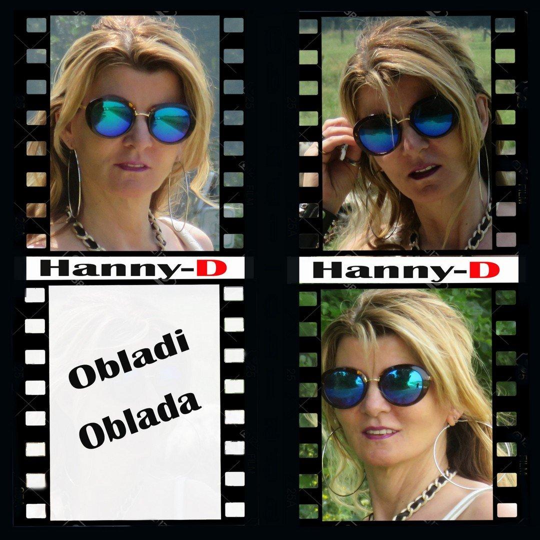 Hanny-D pakt uit met een stunt - Hanny D Obladi Oblada 1