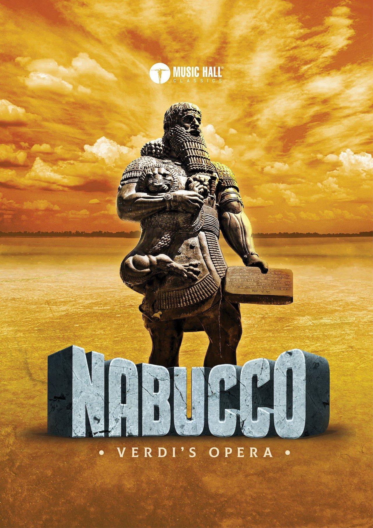 Music Hall Classics presenteert Verdi's Nabucco' in Antwerpen, Gent en Brugge - Nabucco 2.jpg