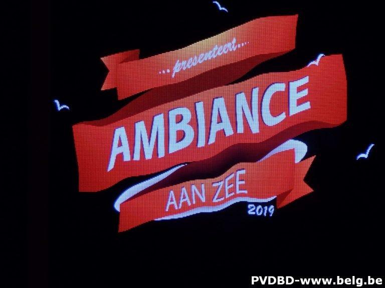 Ambiance aan zee een geslaagde variétéshow