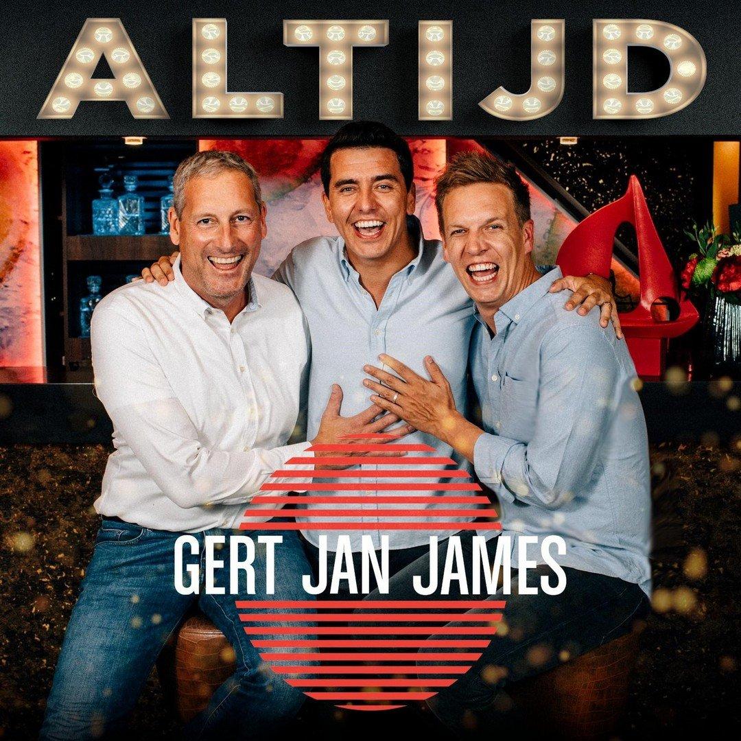Gert Verhulst en James Cooke komen naar én zingen op Jan Smit zijn Sportpaleis-concert. - Gert Jan en james