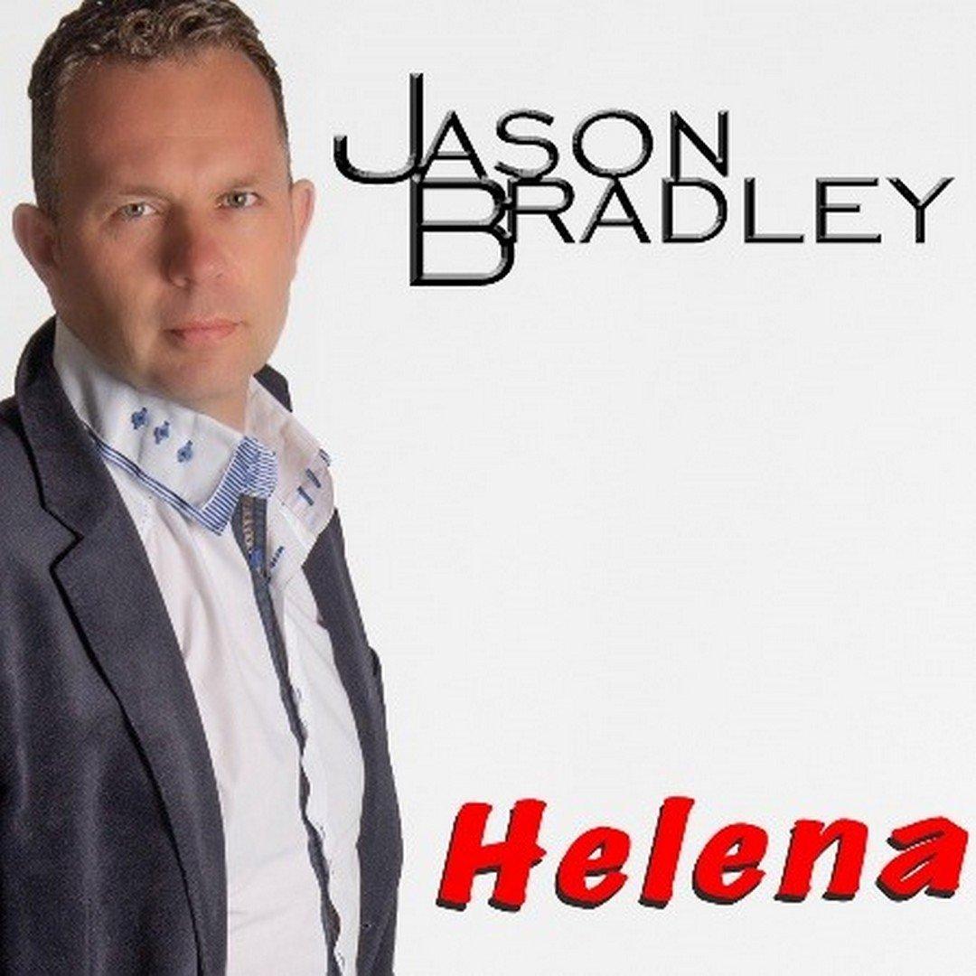 Jason Bradley steekt Sirtaki-gevoelige Tura-hit 'Helena' in modern jasje - Hoes Jason Bradley Helena