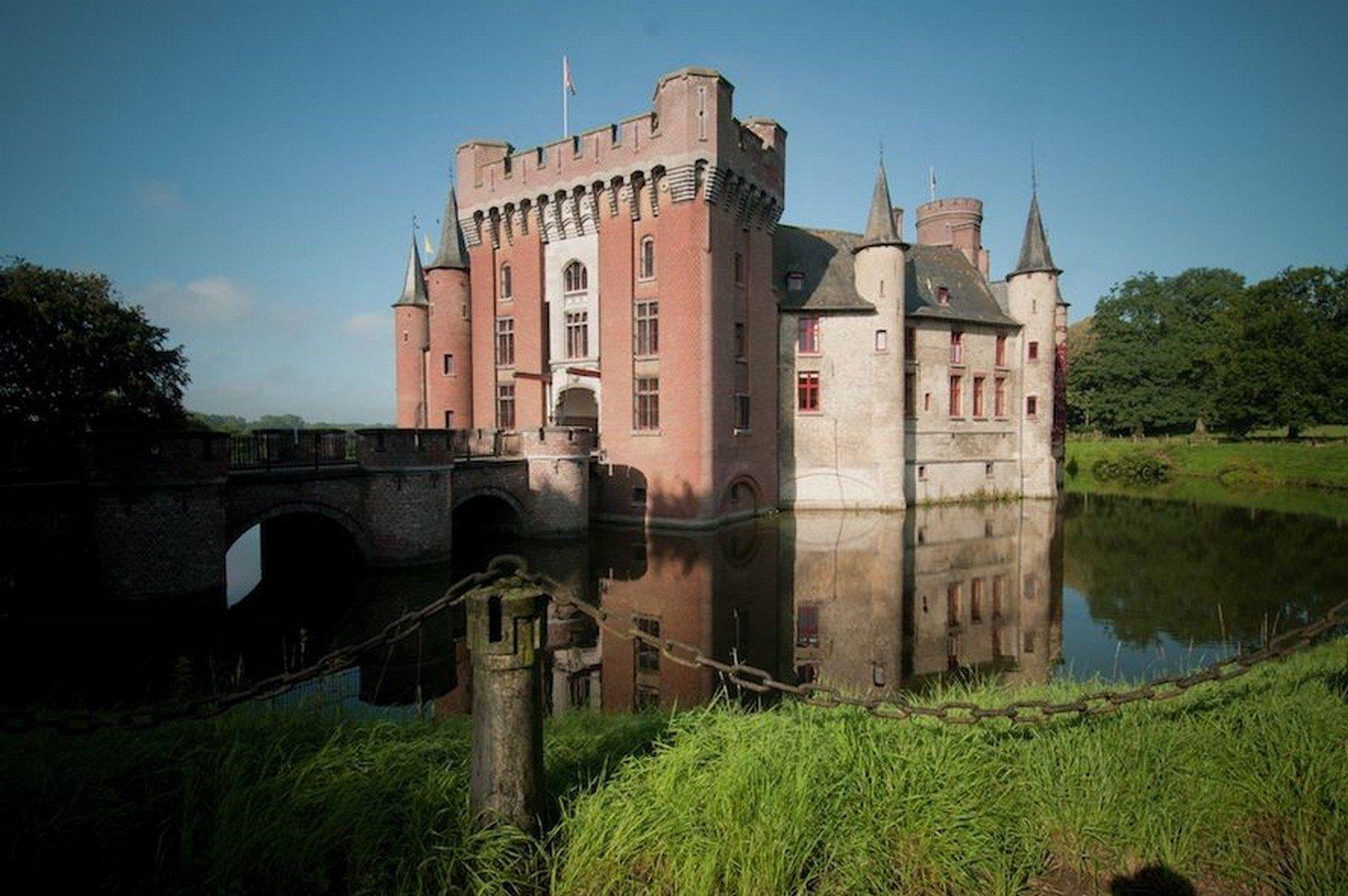Prins Simon de Merode en Historalia brengen 'Kerstmagie' naar 6 Vlaamse kastelen - Kasteel Van Wijnendale