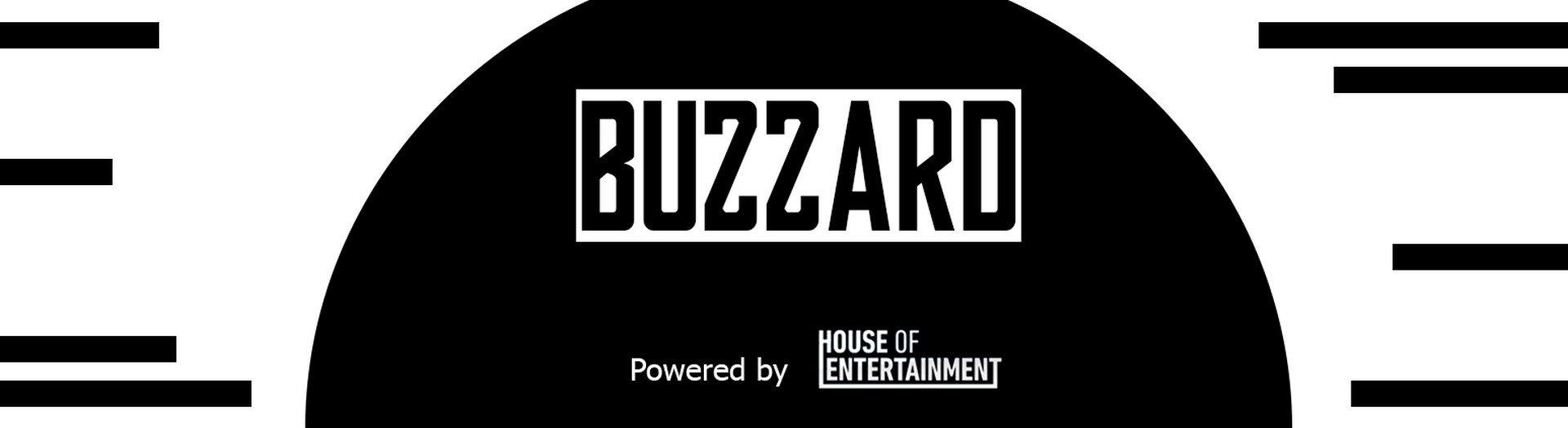 Michael Lanzo lanceert 2de album, 'Geloof, hoop en liefde' - Logo Buzzard 2