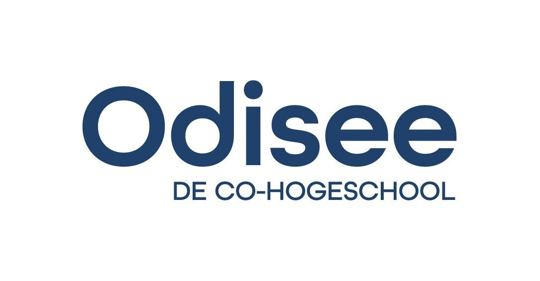 Hogeschool Odisee krijgt nieuw logo en wordt 'co-hogeschool' - Logo Odisee oud