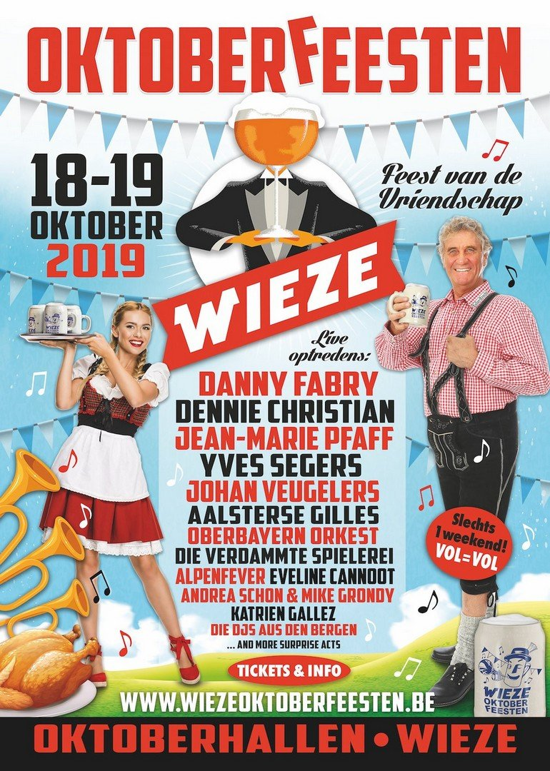 Prinsen-verbroedering én eigen radiozender voor Wieze Oktoberfeesten - Wieze oktoberfeesten 4