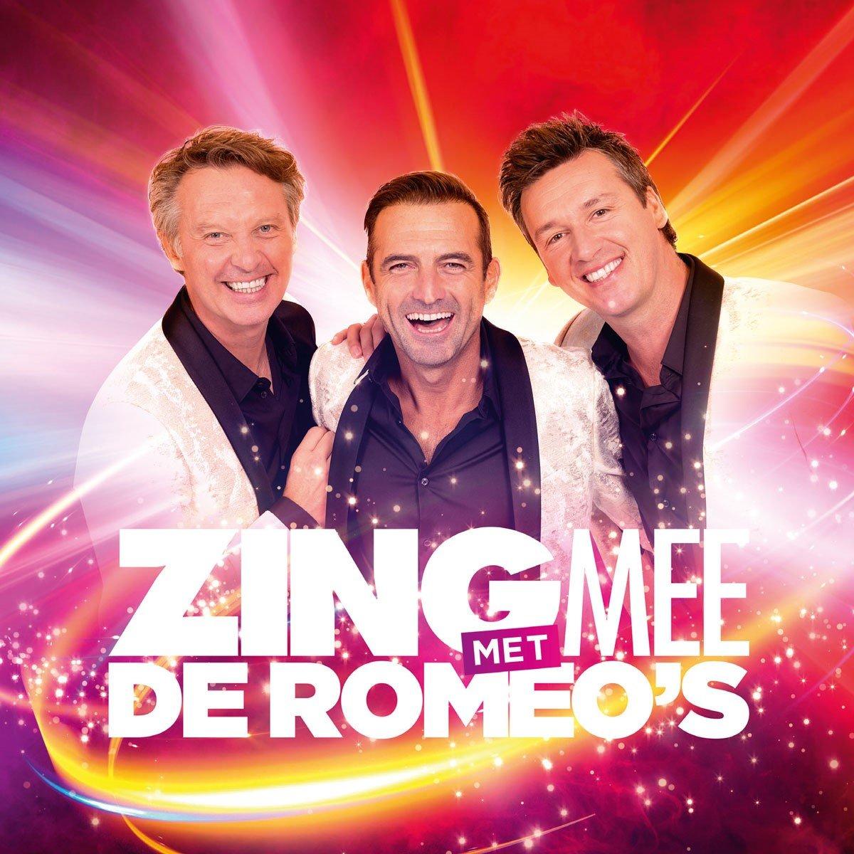 Wie zingt er in Hasselt en Oostende mee met De Romeo's? - zing mee met de Romeos 1