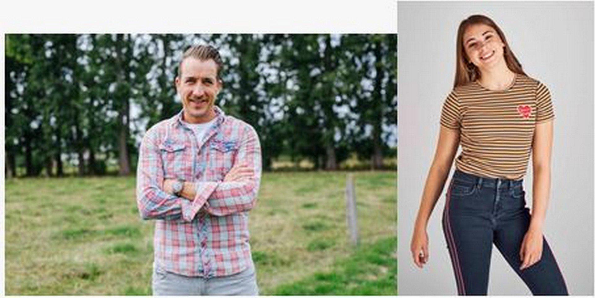 Bekende Vlamingen helpen 'Bilzen Mysteries, - Andy Peelman en Stien Edlund
