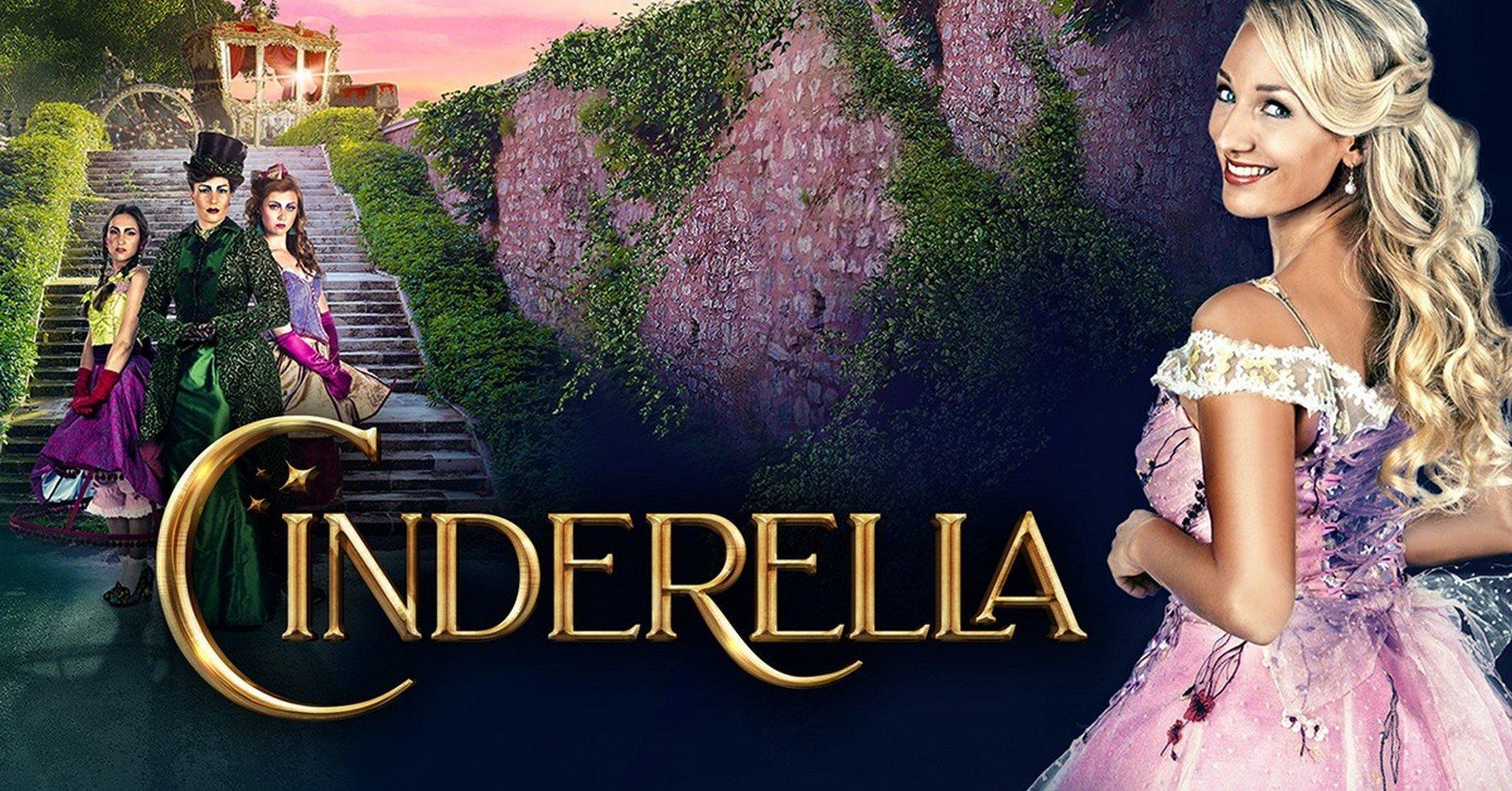 Pieter Casteleyn (Prins) en Roel Felius (vader Cinderella) vervolledigen hoofdcast 'Cinderella' - Cinderella 1