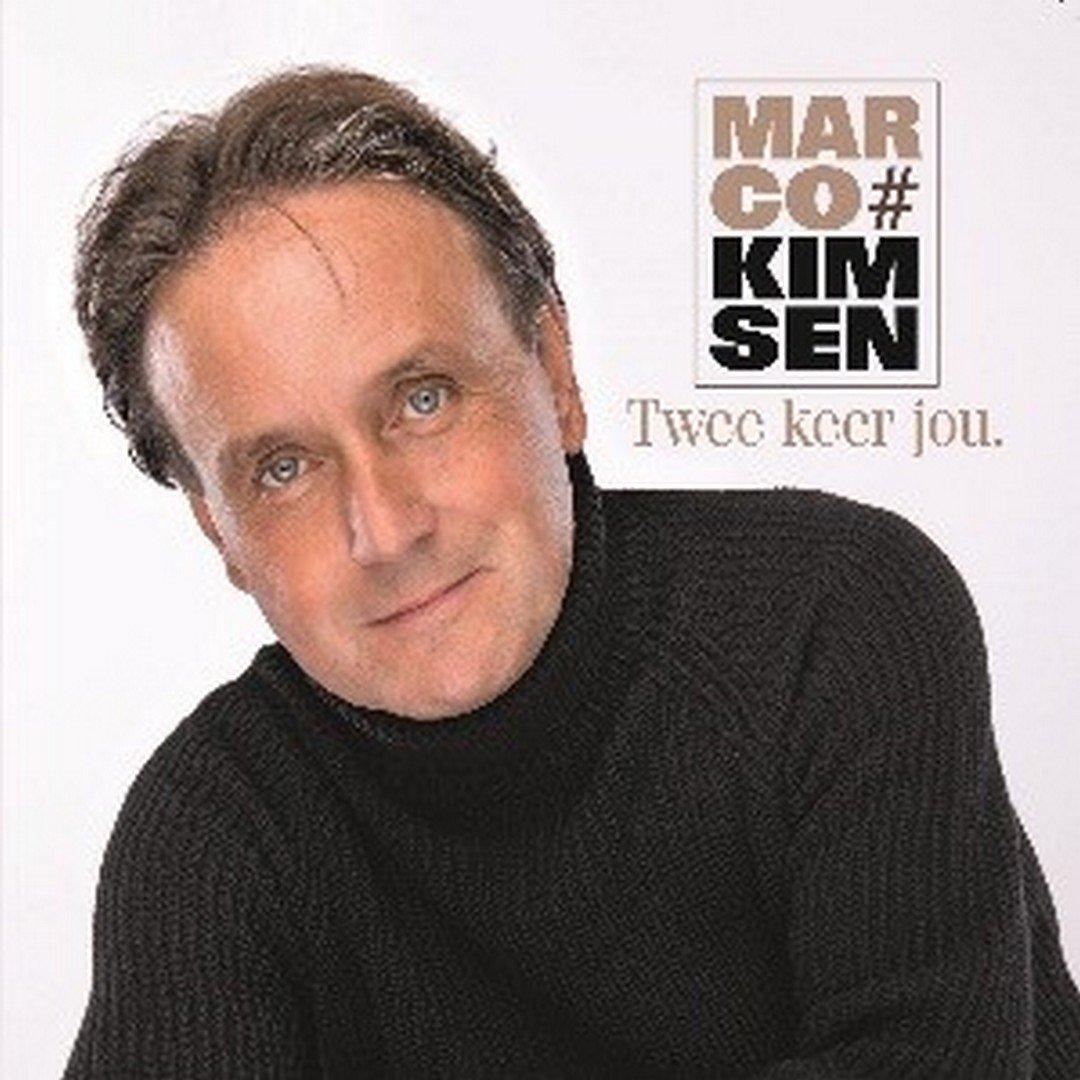 Marco Kimsen met nieuwe single 'Twee keer jou' - Hoes Marco Kimpen twee keer jou