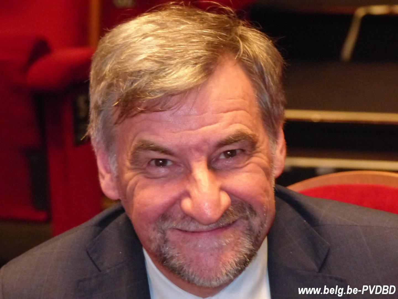 Wilfried Vandaele verkozen tot fractievoorzitter Vlaams Parlement - P1130954
