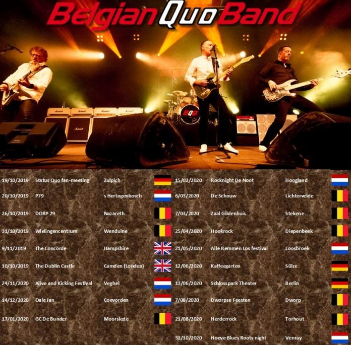 belgium quo band