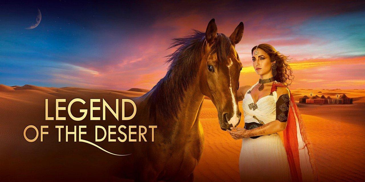 CAVALLUNA komt terug met 'Legend of the Desert' - Cavalluna Legend of the desert 1