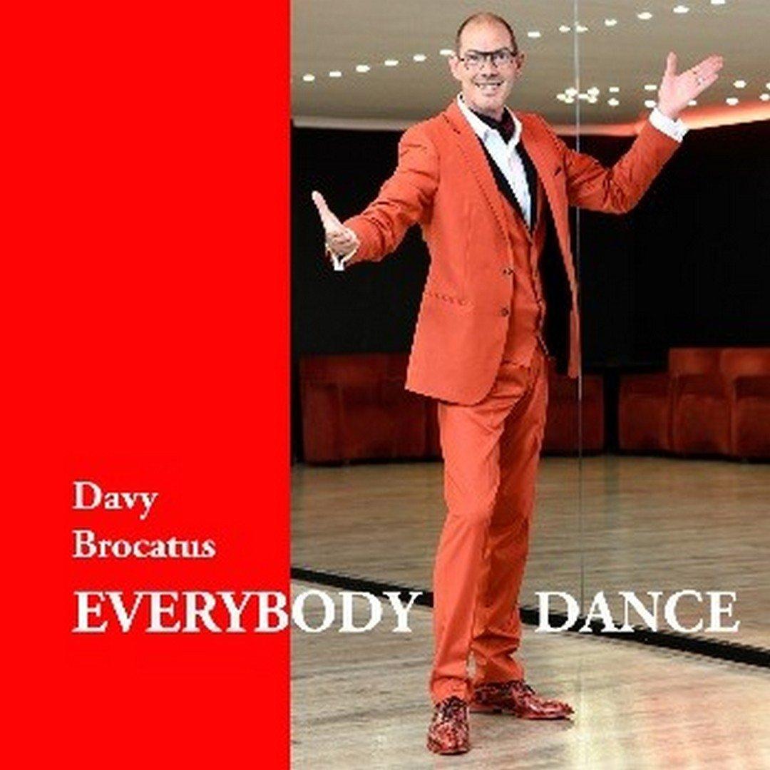 Davy Brocatus verrast met debuutsingle 'Everybody Dance' - Hoes Davy Brocatus Everybody Dance