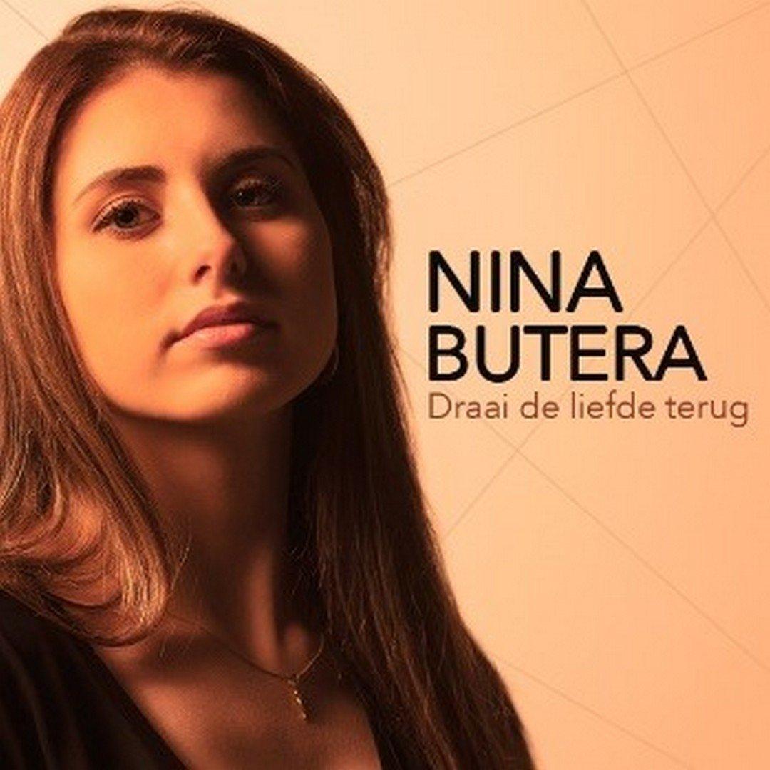 Nina Butera met nieuwe single 'Draai de liefde terug' - Hoes Nina Butera Draai de liefde terug