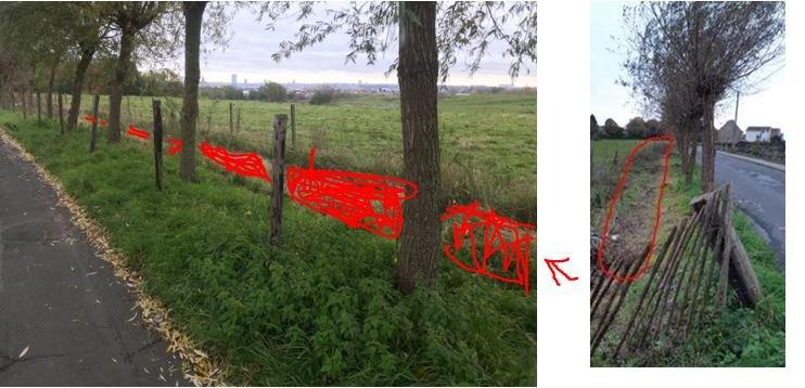 CD&V Dilbeek heeft vragen bij testopstelling (pestopstelling?) Kasterlindenstraat - Kasterlindenstraat 3