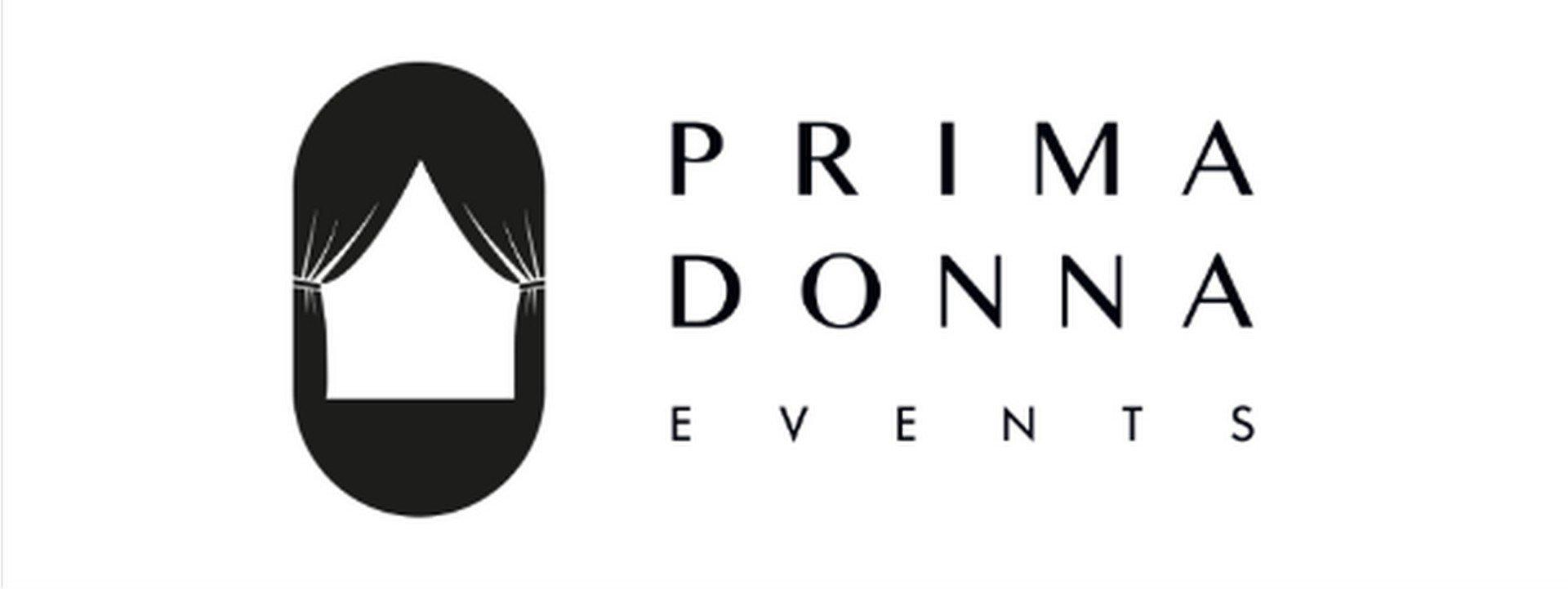Prima Donna Events presenteert magisch sprookjesballet 'Sneeuwwitje' - Logo Prima Donna Events