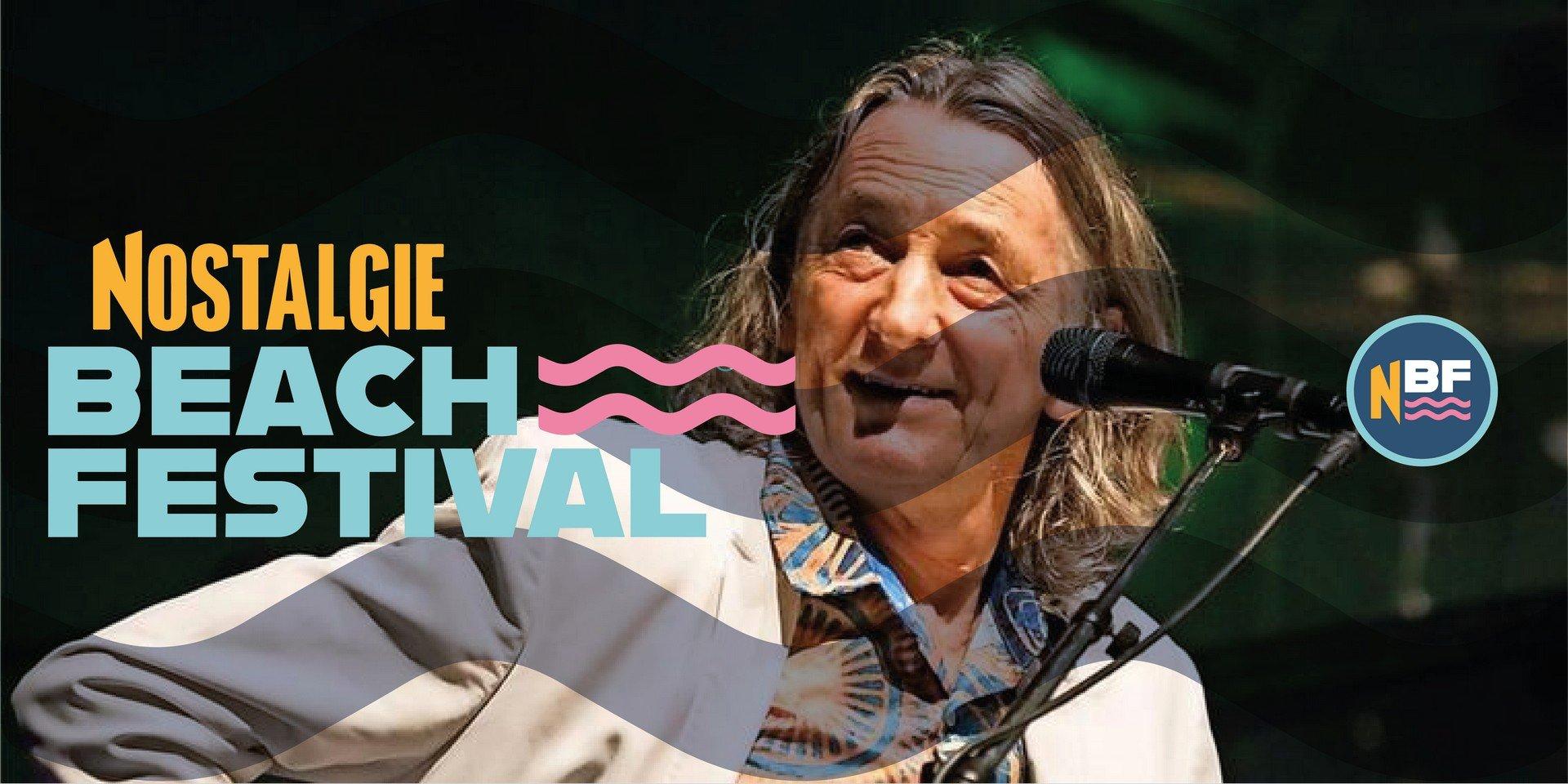 Rodger Hodgson komt naar het Nostalgie Beach Festival! - Roger Hodsgon Nostalgie 2020