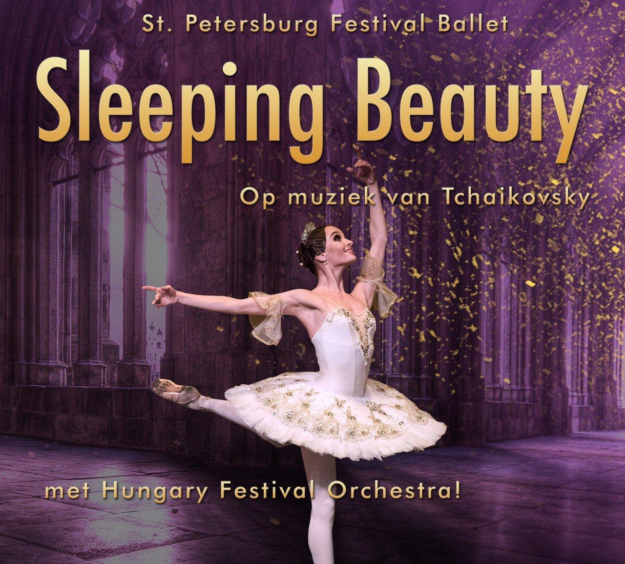 Sleeping Beauty in Gent, Vorst en Hasselt - Sleeping Beaty met Hungary festival Orchestra