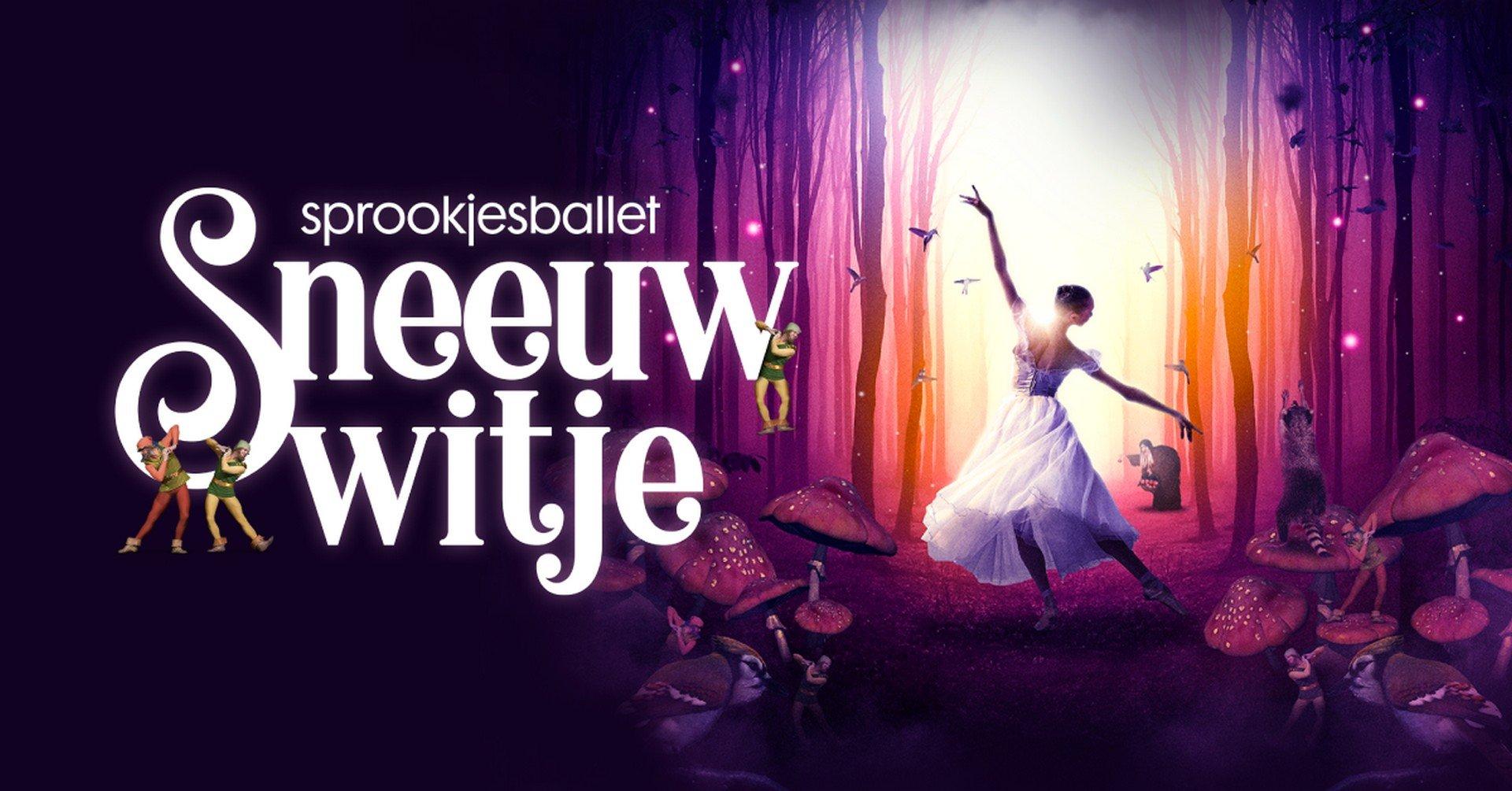 Prima Donna Events presenteert magisch sprookjesballet 'Sneeuwwitje' - Sprookjesballet Sneeuwitje