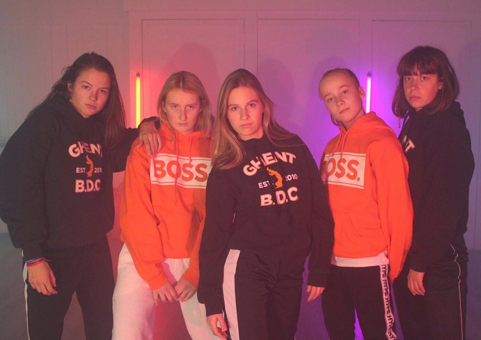 Gentse B.O.S.S. Dance Complex krijgt internationale erkenning. - B.O.S.S. Dance 1