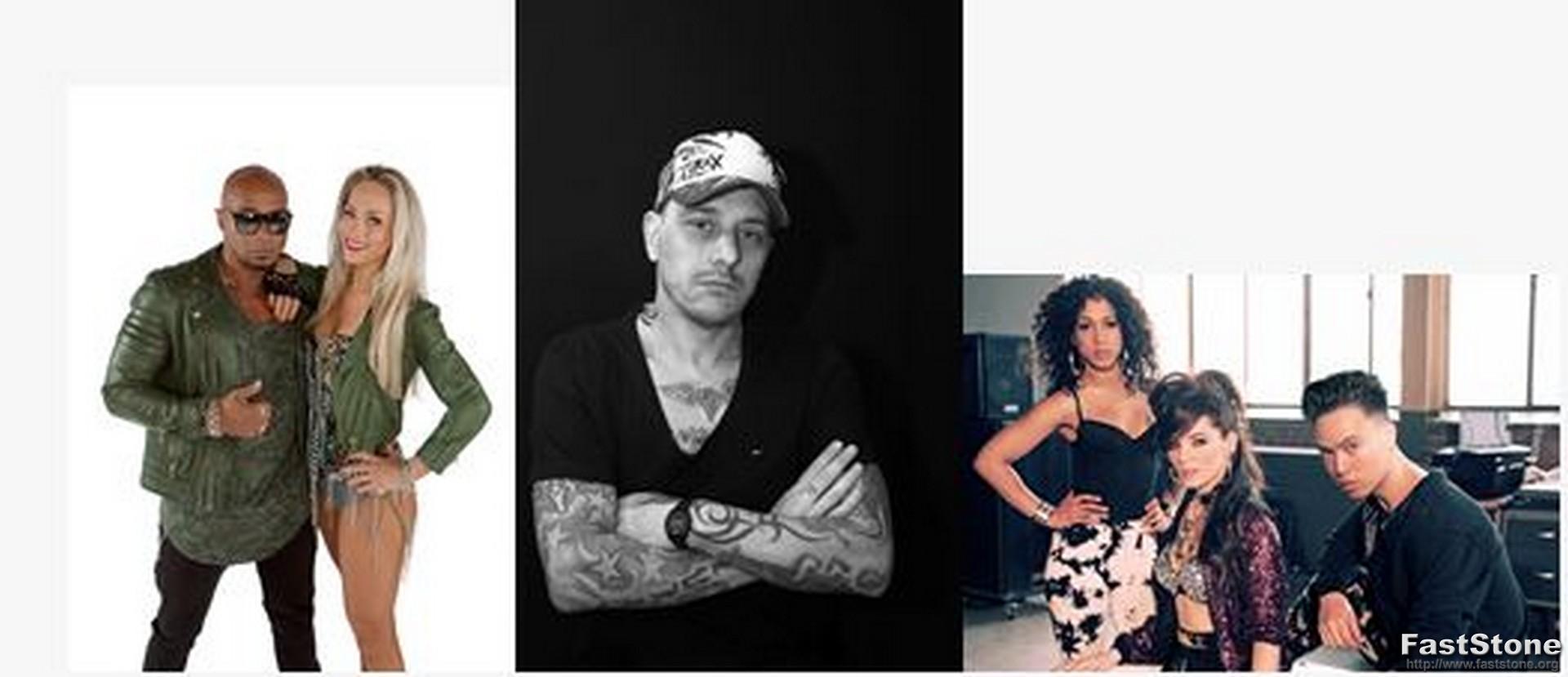 DJ Furax, Alice DJ en Twenty 4 Seven komen naar 'I love the 90's' - DJ Furax Alice DJ en Twenty 4 Seven