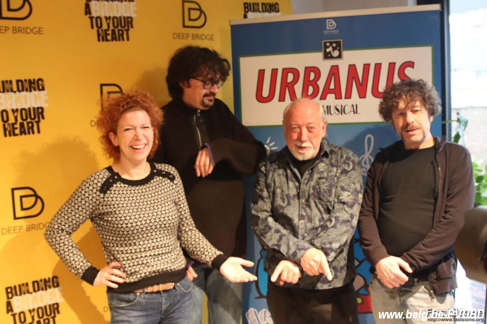 Cast Musical Urbanus is compleet - IMG 4003