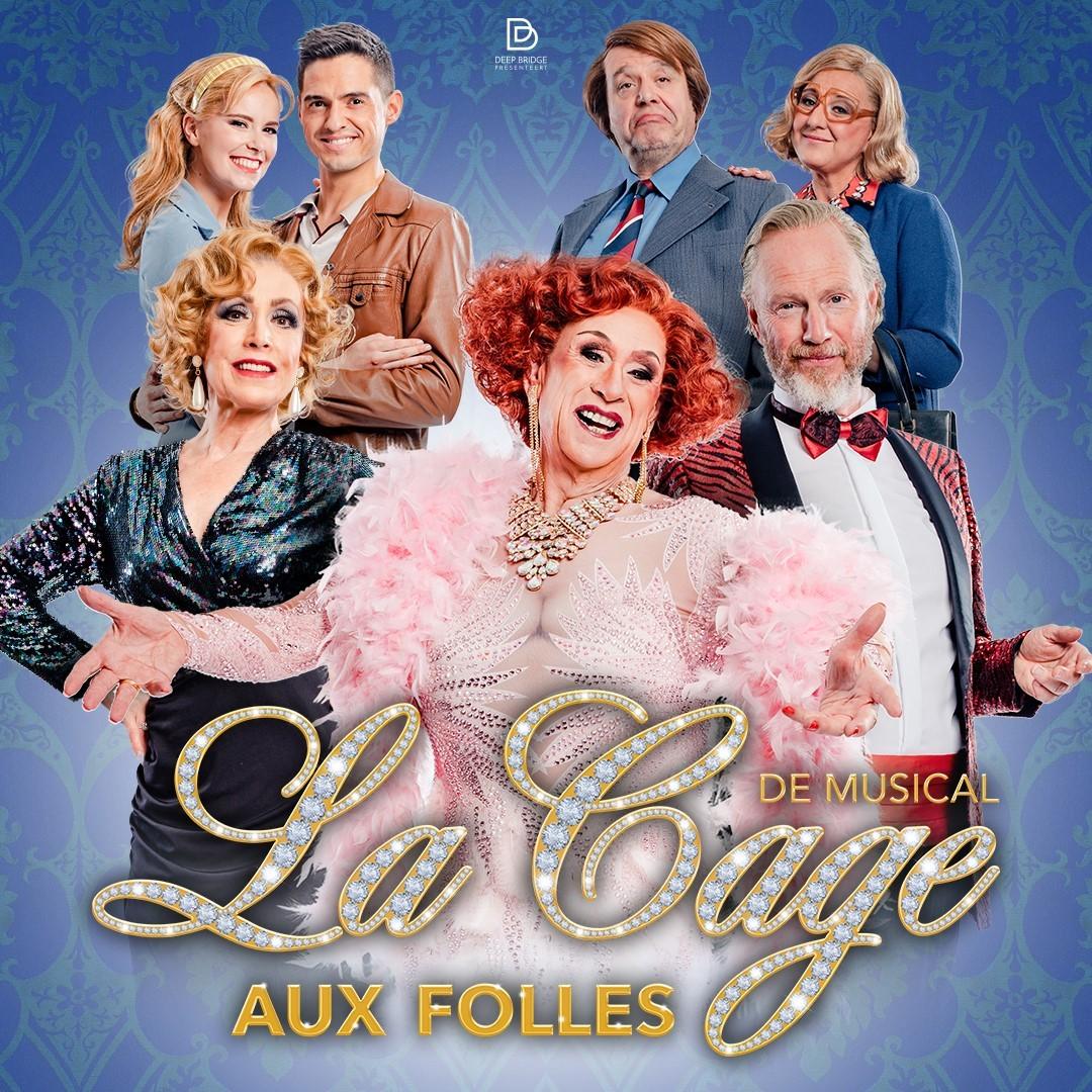 Koen Crucke is er klaar voor dit voelt als een thuismatch - La Cage aux Folles Gent