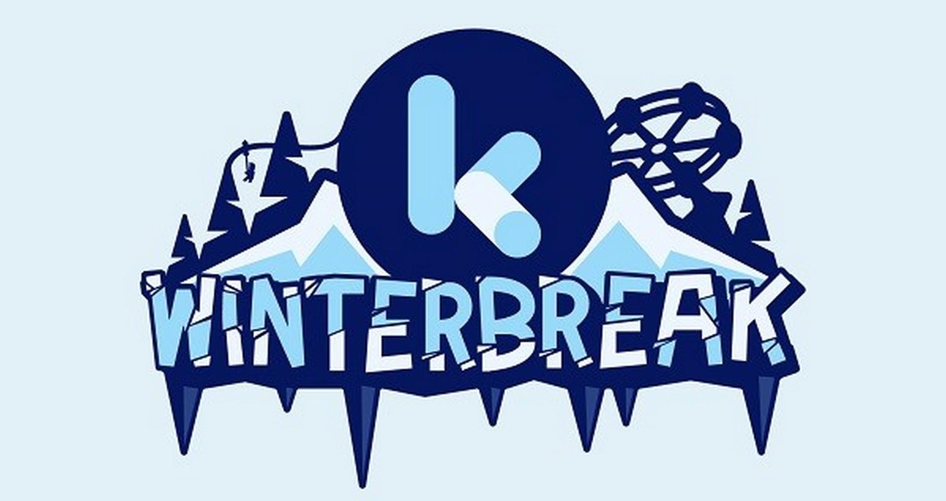 KETNET WINTERBREAK - Logo Ketnet Winterbreak 2019