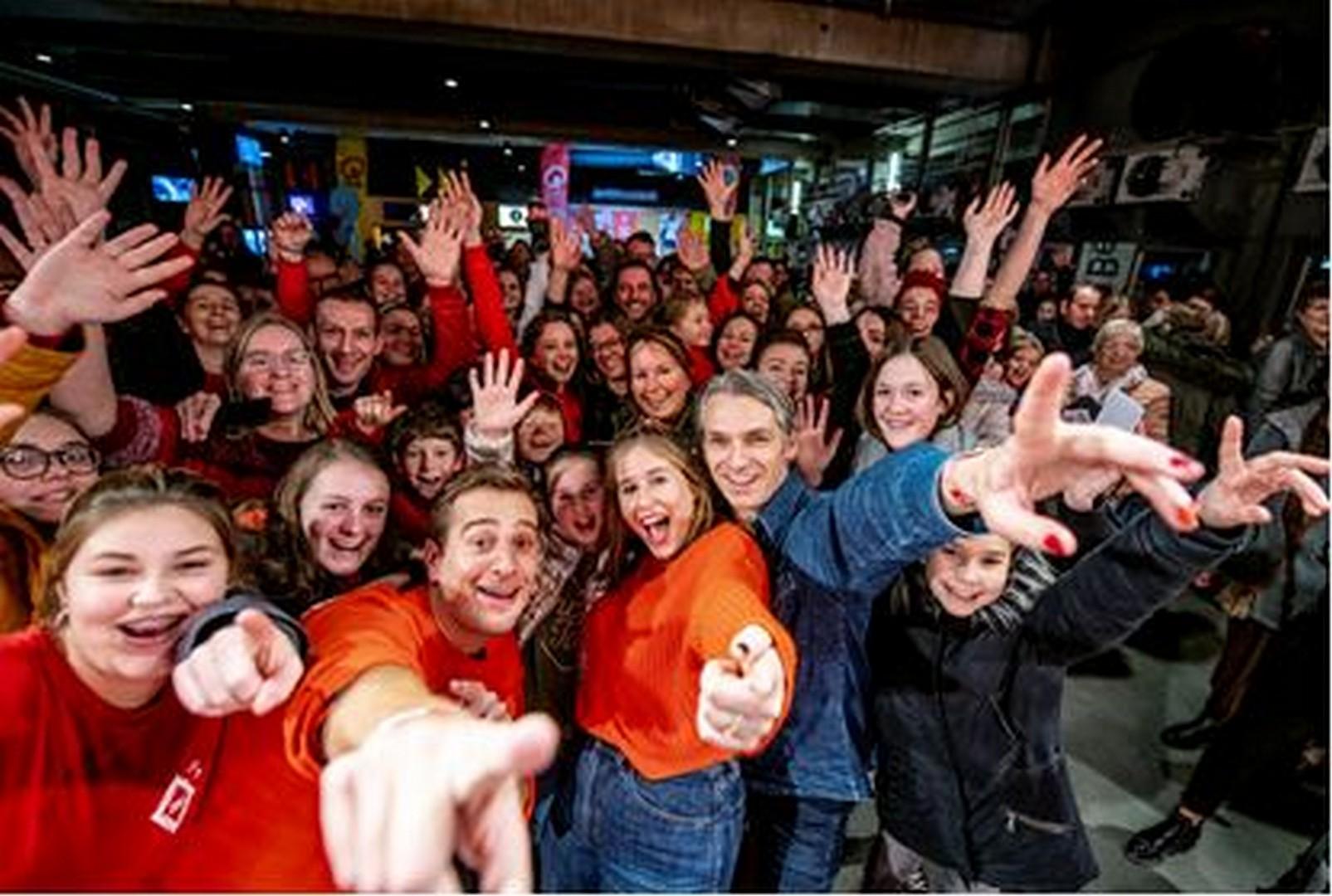 Rode Neuzen Dag 2019 maakt 423.335 jongeren sterker - Rode Neuzen Dag 2019 5