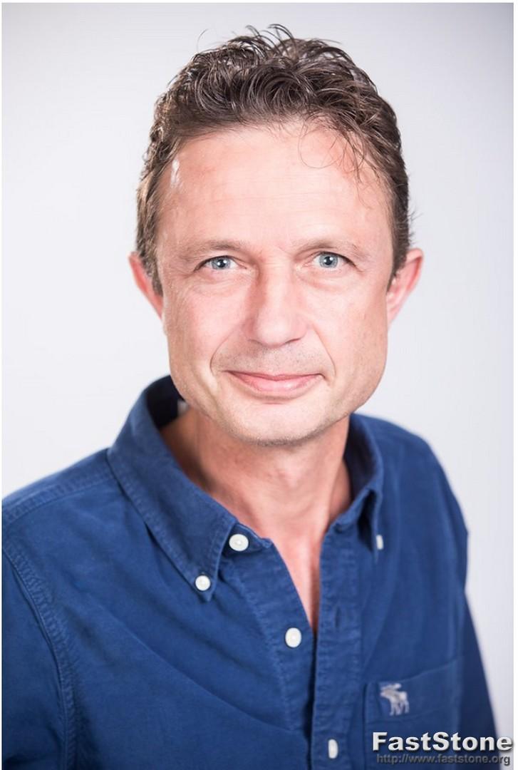 Stefan Ackermans keert terug naar het kleine scherm - Stefan Ackermans