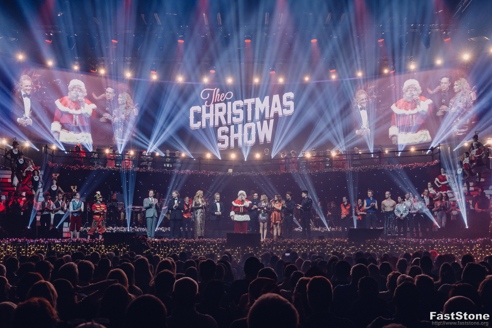 2de Christmas Show was een voltreffer - The Christmas Show 2019
