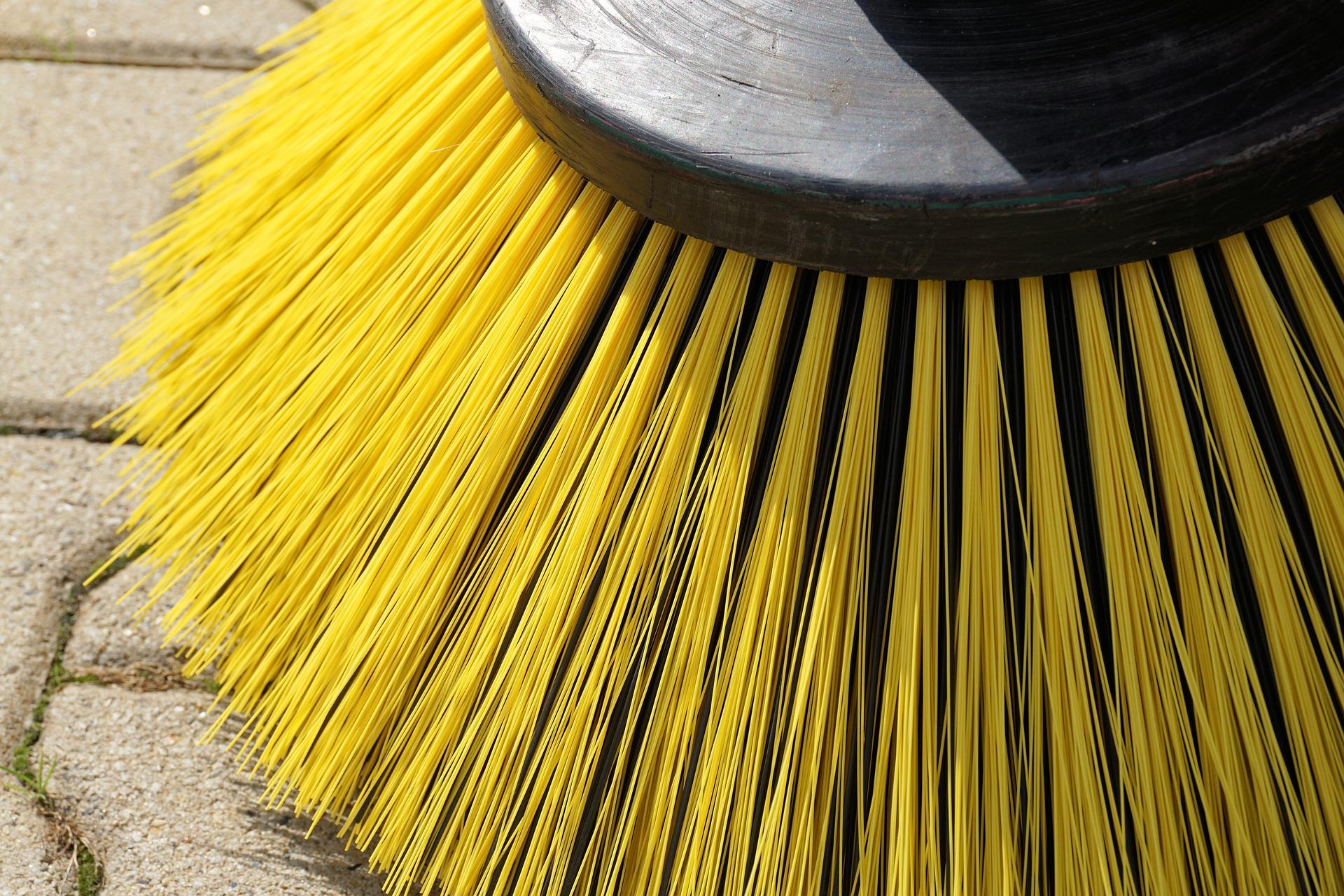 reinigingstechnieken van Hako