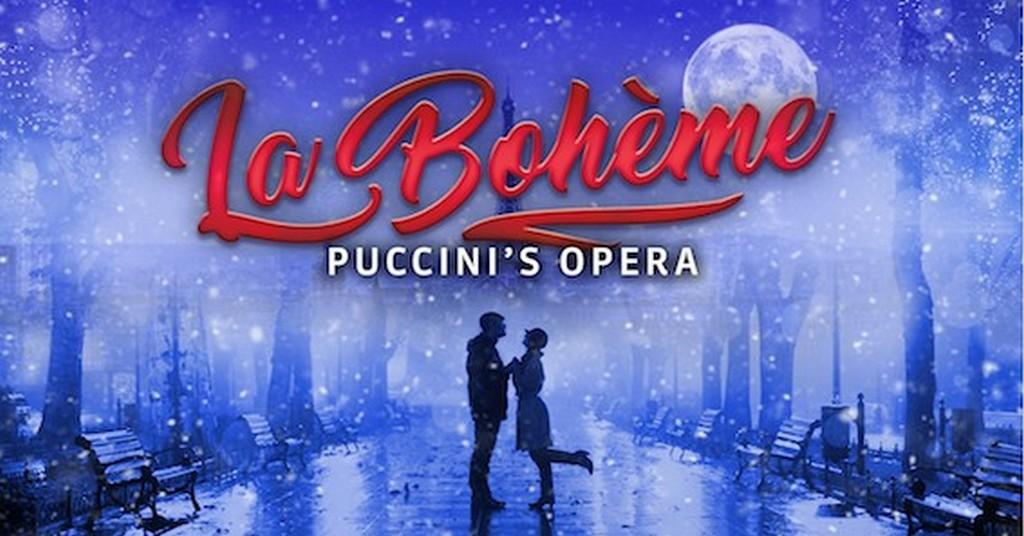Music Hall Classics presenteert Puccini's La Bohème in Stadsschouwburg Antwerpen - Aankondiging La Bohéme