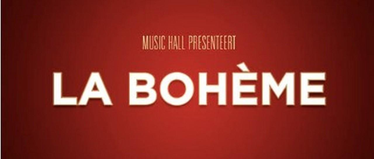 Music Hall Classics presenteert Puccini's La Bohème in Stadsschouwburg Antwerpen - Bohème