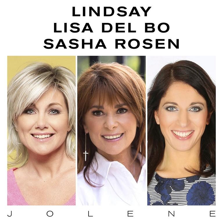 Digital: Lindsay, Lisa del Bo & Sasha Rosen, 'Jolene' - Linday Lisa Del Bo Sasha Rosen