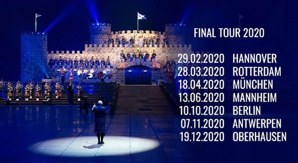15 jaar Music Show Scotland , Een droom die écht uit kwam - 15 jaar MusicShow Scotland Tour 2020