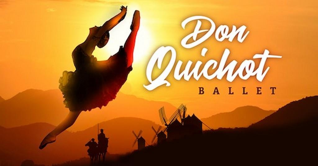 balletvoorstelling 'Don Quichot' op 14 mei 2020 in Stadsschouwburg Antwerpen - Aankondiging Don Quichot