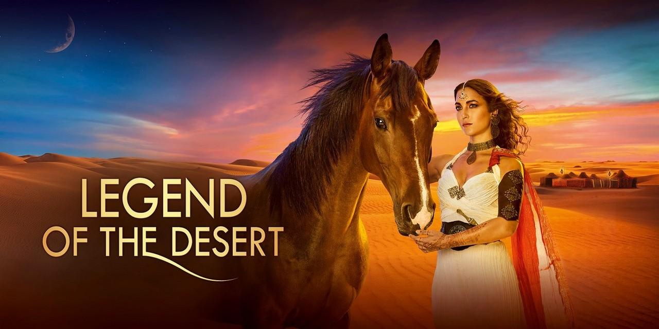 Legend of the Desert - Aankondiging Legend of Tht Desert