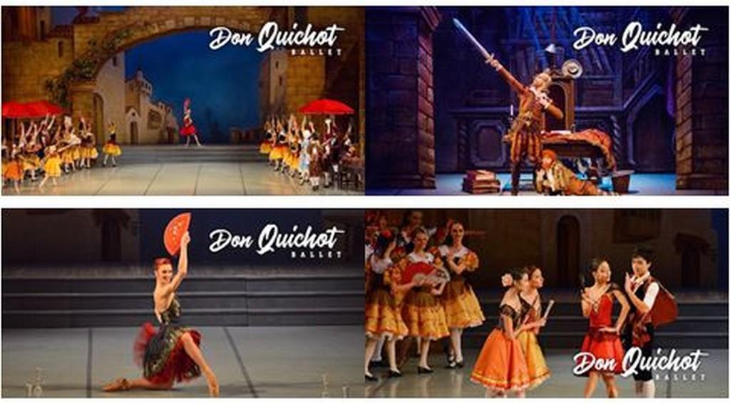 balletvoorstelling 'Don Quichot' op 14 mei 2020 in Stadsschouwburg Antwerpen - Don Quichot 1