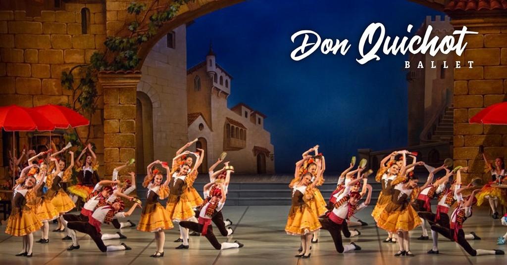 balletvoorstelling 'Don Quichot' op 14 mei 2020 in Stadsschouwburg Antwerpen - Don Quichot 2