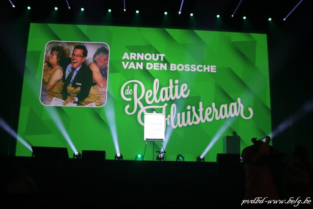 Twee maal Arnout Van Den Bossche in de Lotto Arena - IMG 4197